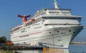 carnival paradise cruise ship sinking symron santana almeida crew member carnival inspiration november