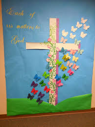 Easter Classroom Door Decorations by Room Decor Church Bulletin Board Ideas For Homecoming Good
