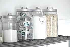 canisters for the kitchen flour and sugar canister sets sets canisters marvelous glass flour