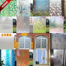 stickers for glass doors buy bathroom glass film glass stickers window stickers sliding