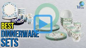 top 10 dinnerware sets of 2017 video review
