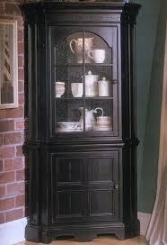 black corner china cabinet black corner china cabinet home design ideas