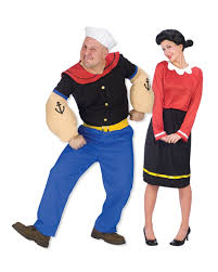 Perseus Halloween Costume Popeye Olive Oyl Costumes Couples Costume 59 99 Holiday