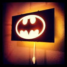 Batman Home Decor Studio Office Idea U003ebatman Bat Signal Night Gotham City Wall