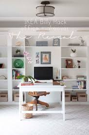 Ikea Home Office Ideas by Best 10 Ikea Office Hack Ideas On Pinterest Ikea Office Bureau