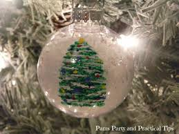 pams practical tips tree ornament