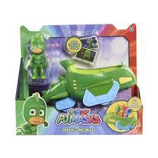 amazon pj masks gekko mobile vehicle toys u0026 games