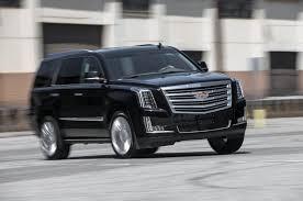 cadillac escalade size the big test large luxury suvs motor trend