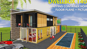 shipping container homes plans and modular prefab design ideas