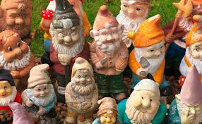 Garden Nome by Garden Gnomes Have Come A Lawn Way Modern Farmer