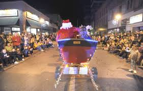 jeep christmas parade watch video downtown johnstown set for christmas parade central