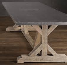 outdoor rectangular dining table agreeable restoration hardware table view and backyard style the