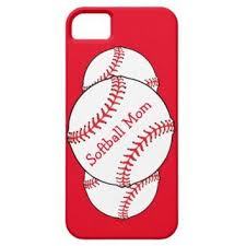 shop softball iphone 5 case on wanelo