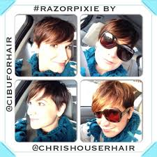 cibu razor pixie by chris houser at salon cielo conn ave dc youtube