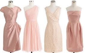pink pantone linen pantone color bridesmaid dresses