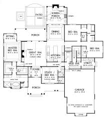 craftsman style home plans designs best 25 craftsman style house plans ideas on