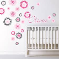 Fabric Wall Decals For Nursery Wall Decals For Rosenberry Rooms