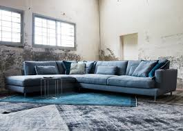 Best Deep Seat Sofa by Modern Contemporary Deep Sofa In Blue New Lighting Ideas