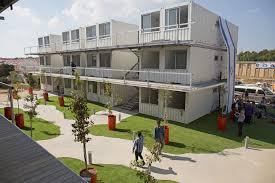 affordable student housing is so scarce in israel that students