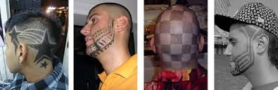 on trend u2013 hair tattoos mystylebell your premiere hair resource