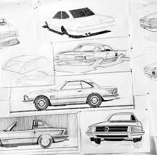 design dilemma shaping 107 mercedesheritage