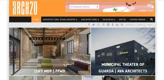 Home Architecture Top 20 Architecture Websites Of 2016 The Global Grid