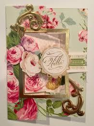 Anna Griffin Card Making - anna griffin fancy flips card making kit jane makuch 2017 card