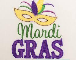 mardi gras embroidery designs mardi gras applique etsy