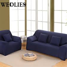 canapé extensible solide pur couleur salon canapé extensible housse de canapé 1 2 3 4