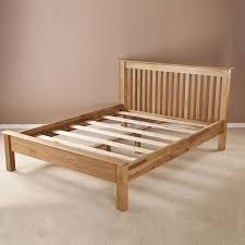 Bed Frame Foot Low Foot End Bed Frame 135cm
