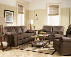 Ashley Home Furniture Amazon Walnut Living Room Set From Ashley 67505 Coleman Furniture