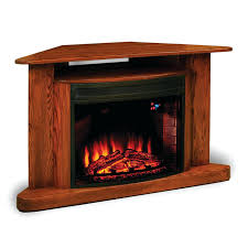 Fireplace Electric Heater Amish Heater Lowes Shop Electric Fireplaces At In W Cherry Wood