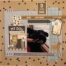 Dog Scrapbook Album The 25 Best Dog Scrapbook Ideas On Pinterest Dog Scrapbook