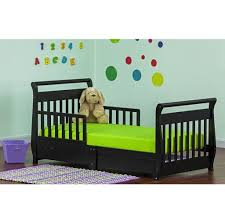 Kids Beds With Storage Boys Bedroom Traditional Espresso Finish Kids Single Bed With Storage