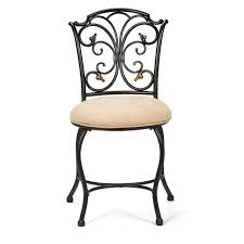 Vanity Bathroom Stool by Sparta Vanity Stool Show Off Your Exquisite Taste With The