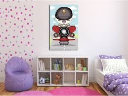 tableau deco chambre fille décoration pour chambre d enfant tableau décoratif pas cher