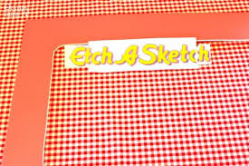etch a sketch toy story photo booth prop design dazzle