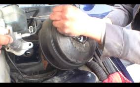 lexus rx300 vacuum hose diagram how to replace power brake booster lexus is300 youtube