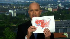 2016 Electoral Map Predictions Html Autos Post by Journalist Trump Brought Printed Map Handouts Of Electoral Wins
