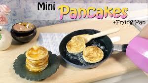 cuisine pancake how to pancake tutorial diy miniature food