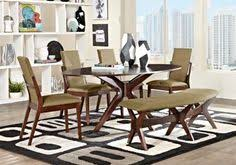 shop for a cutler bay 5 pc dining room at rooms to go find dining