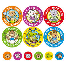 table manners table manners stickers