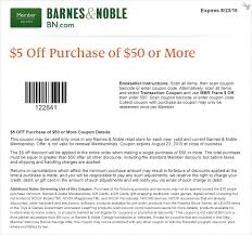 barnes and noble coupon thread part 2 dvd talk forum