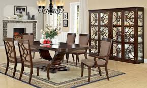 formal dining room set contemporary formal dining table set