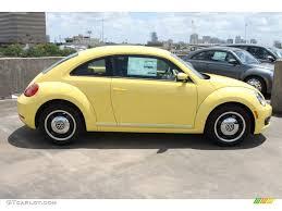 volkswagen buggy yellow 2013 yellow rush volkswagen beetle 2 5l 69461512 photo 9