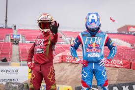 what is the best motocross helmet roczen vs dungey rivalry vegas marvel fox gear