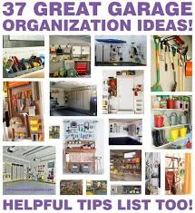 How To Organize A Garage 28 How To Organize The Garage 8 Ways To Organize The Garage