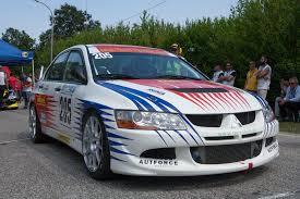 mitsubishi race car ehcc u2013 2016 coppa paolino teodori u2013 round 6 federation