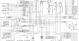 100 wiring diagram for xt500 powerdynamo assembly
