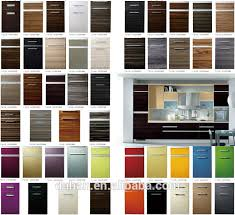pvc kitchen cabinet doors solid wood pvc mdf frame door high gloss acrylic kitchen cabinet